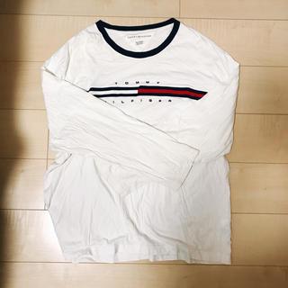 トミーヒルフィガー(TOMMY HILFIGER)のトミー ヒルフィガー トップス XL(Tシャツ/カットソー(七分/長袖))