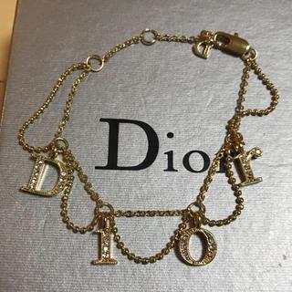 Christian Dior - Dior♡ゴールドブレスレット