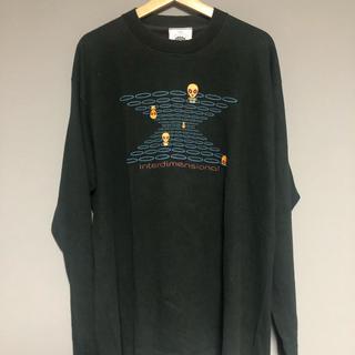 アナーキックアジャストメント(ANARCHIC ADJUSTMENT)の値下げ不可 anarchic adjustment ロンT エイリアン90s初期(Tシャツ/カットソー(七分/長袖))