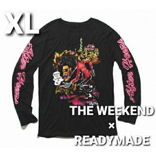 レディメイド(LADY MADE)の[新品] THE WEEKEND × READYMADE ロンT XL ③(Tシャツ/カットソー(七分/長袖))