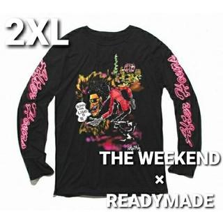 レディメイド(LADY MADE)の[新品] THE WEEKEND × READYMADE ロンティー 2XL ④(Tシャツ/カットソー(七分/長袖))