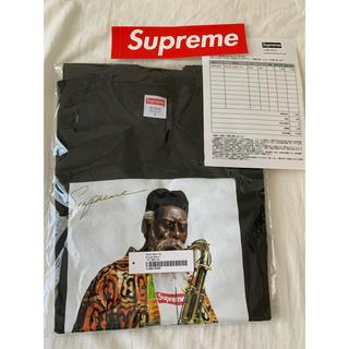 Supreme - supreme pharoah sanders tee S black