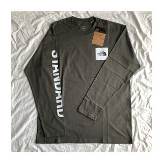 THE NORTH FACE - THE NORTH FACE L/S STANDARD SLEEVE TEE