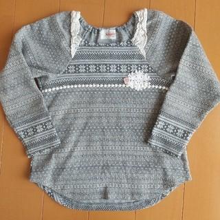 スーリー(Souris)の厚手カットソー110(Tシャツ/カットソー)