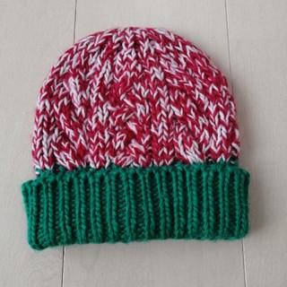 コドモビームス(こども ビームス)のBEAMS mini ニット帽 子供用(帽子)