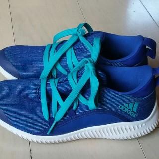 adidas - 美品adidasスニーカー21センチ