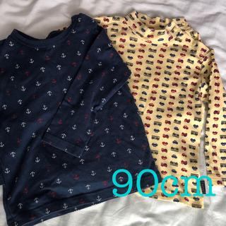 ベルメゾン(ベルメゾン)のベルメゾン キッズ90cmカットソー(Tシャツ/カットソー)