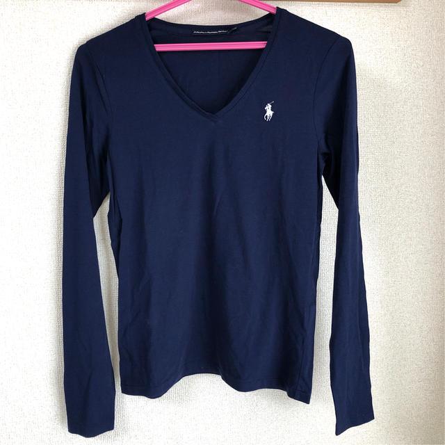 POLO RALPH LAUREN(ポロラルフローレン)のポロラルフローレン  長袖Tシャツ レディースのトップス(Tシャツ(長袖/七分))の商品写真