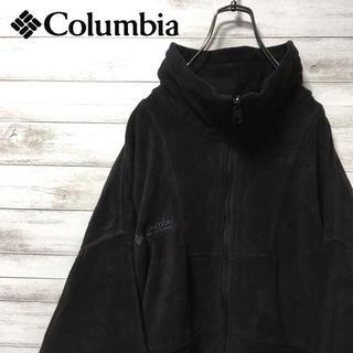 コロンビア(Columbia)の激レア 90s コロンビア フリース アウトドア ビックシルエット 美品(その他)