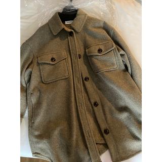 スナイデル(snidel)のウールシャツジャケット(テーラードジャケット)