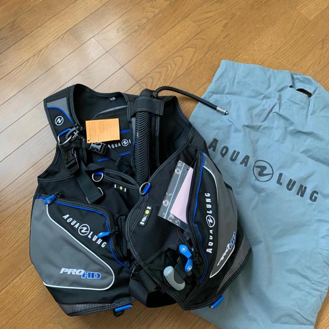 Aqua Lung(アクアラング)のダイビング用BCD新品未使用 スポーツ/アウトドアのスポーツ/アウトドア その他(その他)の商品写真