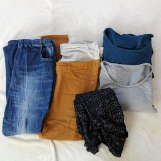 ベルメゾン(ベルメゾン)のマタニティ服 セット(マタニティボトムス)