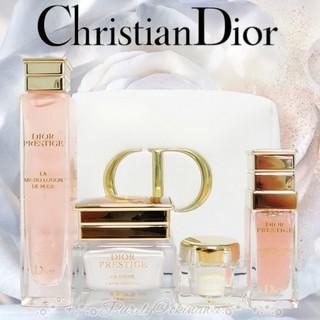 ディオール(Dior)の【Dior】 ディオール プレステージ ノベルティ 限定コフレ トライアルセット(サンプル/トライアルキット)