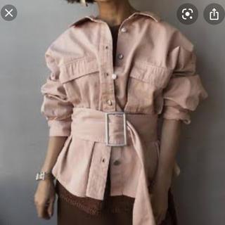 アメリヴィンテージ(Ameri VINTAGE)のameri vintage ミリタリーシャツジャケット(ミリタリージャケット)