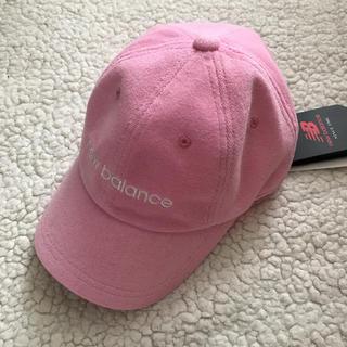 ニューバランス(New Balance)のNew Balance ニューバランス ジュニアパイルキャップ 帽子 キャップ(帽子)
