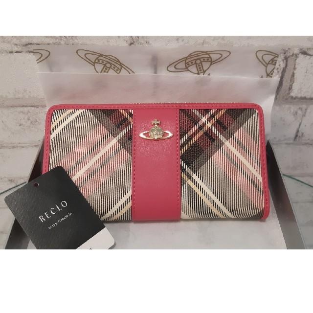 Vivienne Westwood(ヴィヴィアンウエストウッド)のVivienne Westwood  長財布  新品 レディースのファッション小物(財布)の商品写真