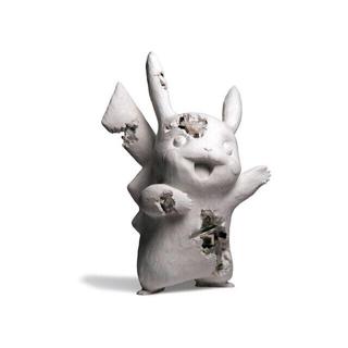 ポケモン(ポケモン)のDaniel Arsham Crystalized Pikachu White(彫刻/オブジェ)