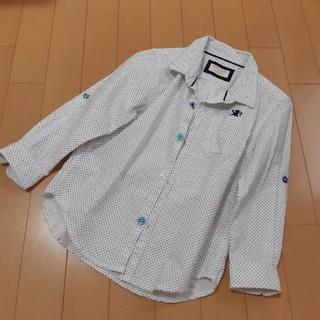 エイチアンドエム(H&M)のGIORDANO Yシャツ(130)   (Tシャツ/カットソー)