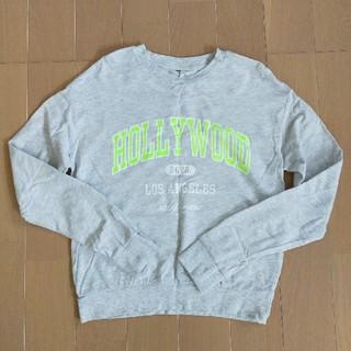 エイチアンドエム(H&M)のロンT  160 新品(Tシャツ/カットソー)
