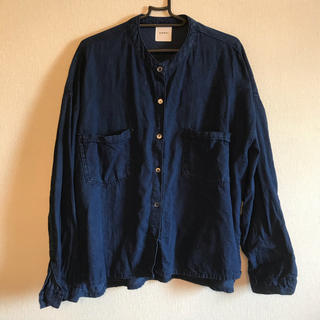 アメリヴィンテージ(Ameri VINTAGE)のameri vintage デニム シャツ アメリヴィンテージ(Gジャン/デニムジャケット)
