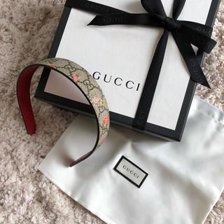 Gucci - GG柄カチューシャ