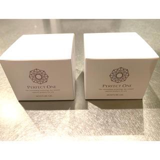 パーフェクトワン(PERFECT ONE)のパーフェクトワン モイスチャージェル 75g×2個(オールインワン化粧品)