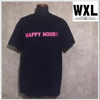 ロンハーマン(Ron Herman)のRon Herman WXL (ダブルXL)  HAPPY HOUR Tシャツ(Tシャツ/カットソー(半袖/袖なし))