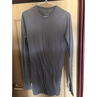 リックオウエンス(Rick Owens)の19SS rick owens Double-layered  T-shirt(Tシャツ/カットソー(七分/長袖))