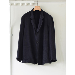 コモリ(COMOLI)のcomoli ウールシルクジャケット(テーラードジャケット)