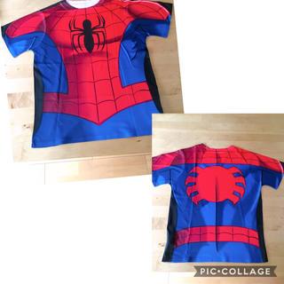 マーベル(MARVEL)の新品 輸入品 スパイダーマン 半袖 Tシャツ トップス ハロウィン コスプレ(衣装)