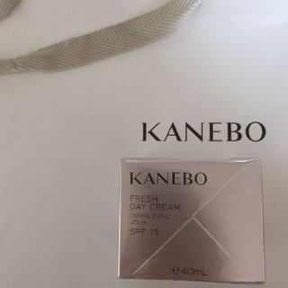 カネボウ(Kanebo)の値下げ!KANEBOカネボウフレッシュデイクリーム40ml(フェイスクリーム)