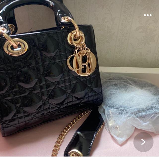 Dior(ディオール)のlady Dior風 バック レディースのバッグ(ショルダーバッグ)の商品写真