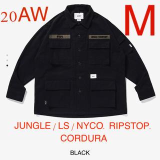 W)taps - JUNGLE / LS / NYCO. RIPSTOP. CORDURA