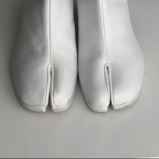 Maison Martin Margiela - Maison Martin Margiela 足袋ブーツ タビ