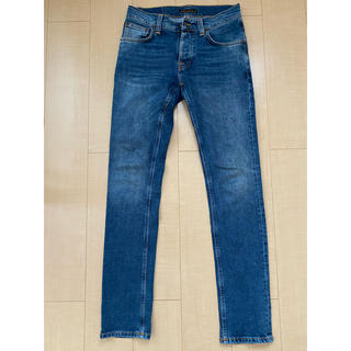 ヌーディジーンズ(Nudie Jeans)のnudie jeans  デニム ジーンズ(デニム/ジーンズ)