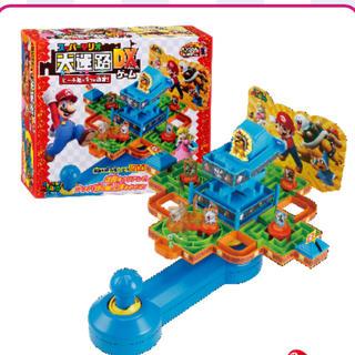 ニンテンドウ(任天堂)のスーパーマリオ大迷路DX(知育玩具)