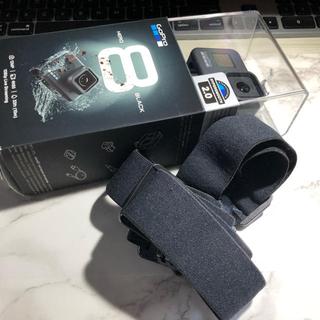 GoPro - GoPro HERO8 BLACK + ヘッドバンド