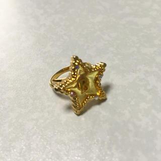 BABY,THE STARS SHINE BRIGHT - 天体のHarmonia お星さまリング