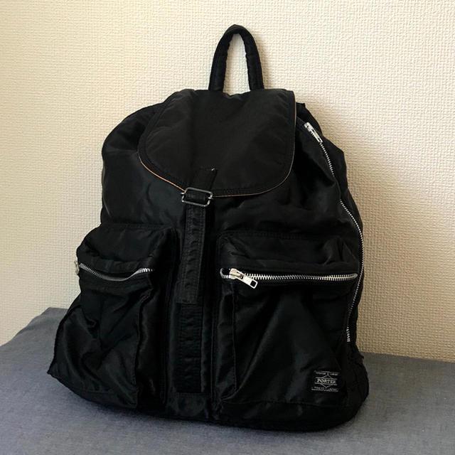 PORTER(ポーター)のPORTER ポーター  タンカー リュック メンズのバッグ(バッグパック/リュック)の商品写真