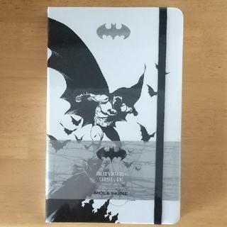 限定品 モレスキン バットマン ハードカバーノート ラージサイズ 新品未開封