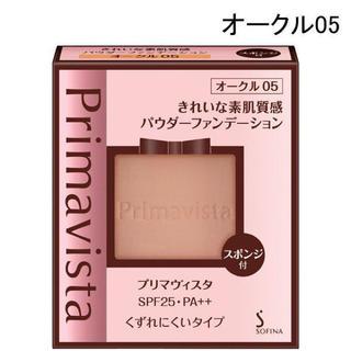 Primavista - プリマヴィスタ きれいな素肌質感パウダーファンデーション オークル05