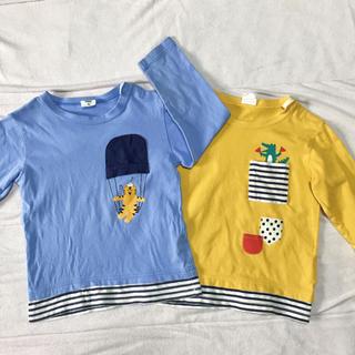 まとめ売り ロングTシャツ 動物 95