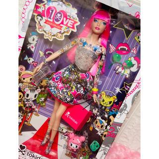 バービー(Barbie)のバービー人形 ラブズトキドキドール(人形)