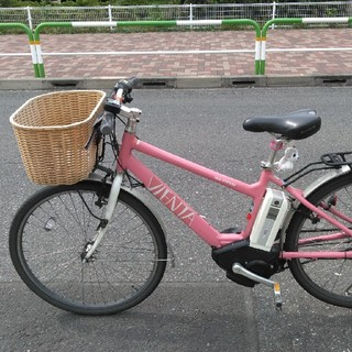 ヤマハ(ヤマハ)のヤマハ VIENTA  電動アシスト自転車  東京都(自転車本体)