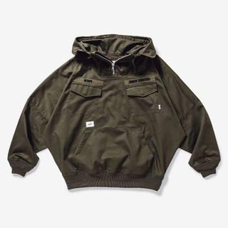 W)taps - WTAPS SMOCK JACKET COTTON . CORDLANE 正規品
