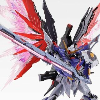 バンダイ(BANDAI)のtako69様専用metal build デスティニーガンダム SOUL RED(模型/プラモデル)