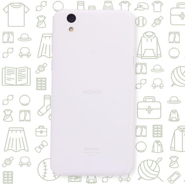 AQUOS(アクオス)の【B】AQUOSsenselite/SH-M05/32/SIMフリー スマホ/家電/カメラのスマートフォン/携帯電話(スマートフォン本体)の商品写真