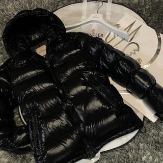 MONCLER - モンクレール 国内正規品 MAYA サイズ4 ブラック DISTタグ