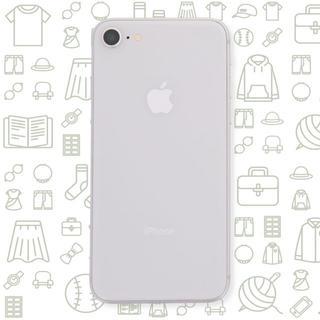 アイフォーン(iPhone)の【B】iPhone8/64/ソフトバンク(スマートフォン本体)