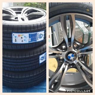 ビーエムダブリュー(BMW)の新品 BMW 1シリーズ 3シリーズ Z3 Z4 E82 E87 E40 E85(タイヤ・ホイールセット)